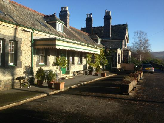 Old Tavistock Railway Station Cottages