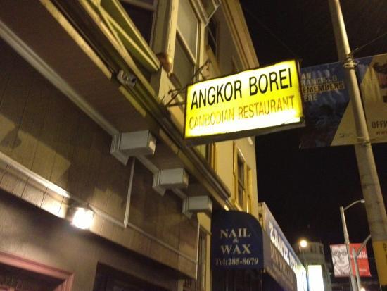 Angkor Borei: Drop your anchor right here.