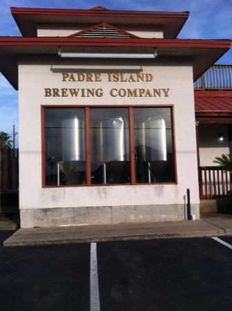 Padre Island Brewing Co.: MicroCervejaria