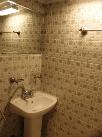 WS Hotel: 洗面台 シャワー