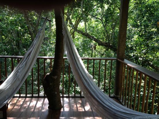 Pousada Anjali: The Treehouse Veranda