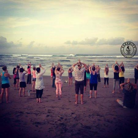 Serenity Yoga : Yoga Teacher Training
