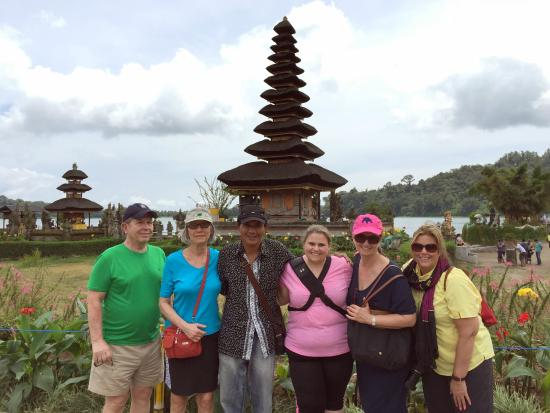 Bali Bliss Tour: Having a great time with Nyoman!