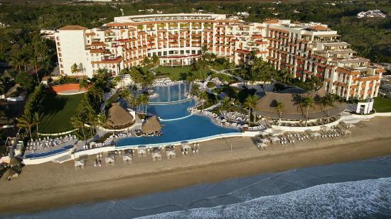 Grand Velas Riviera Nayarit, de los mejores hoteles de Nuevo Vallarta