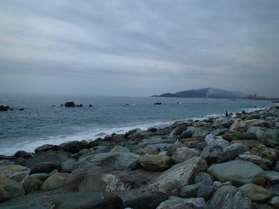 Nanbin Park : 南濱海邊