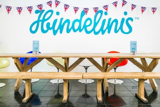 Gisburn, UK: Hindelinis