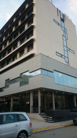 Hotel & Spa Real Ciudad de Zaragoza: exteriores