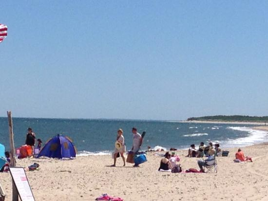 Montauk, Estado de Nueva York: Gin Beach in July 2014