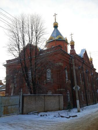 Borovichi, Rusia: храм Иакова Боровичского