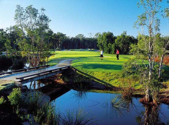 Medowie, Australia: Pacific Dunes Golf Club
