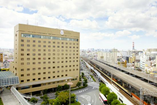 Photo of hotel AGORA osaka moriguchi