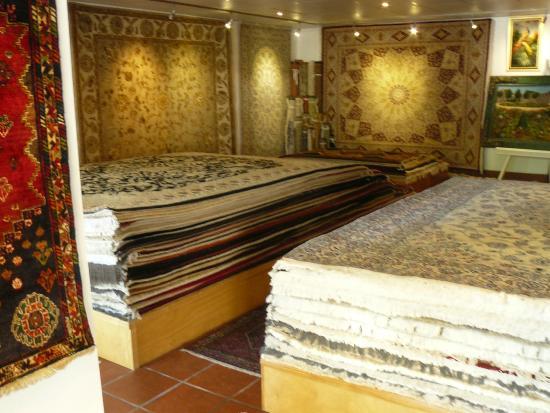 Master's Persian Carpets