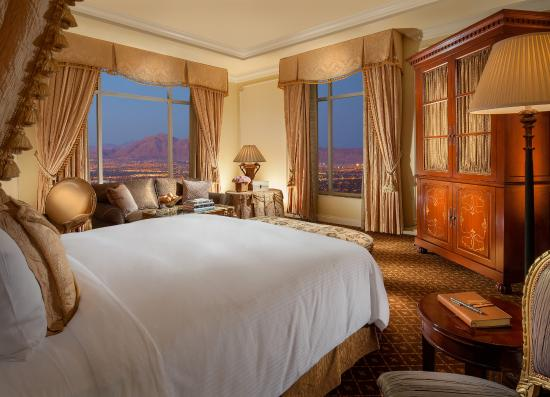Penthouse Suite Bedroom Two Picture Of Venetian Resort Hotel Casino Las Vegas Tripadvisor
