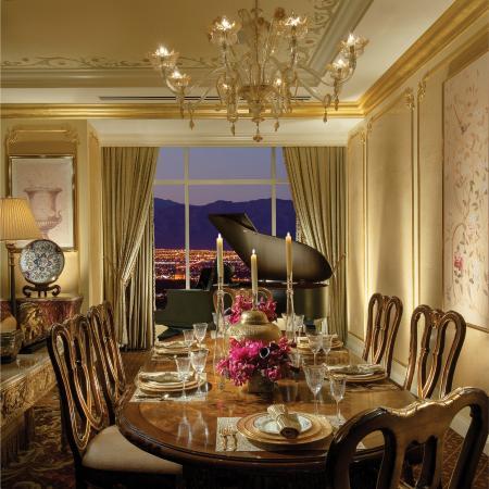Penthouse Suite Bedroom Two Picture Of Venetian Resort Hotel Casino Las Vegas Tripadvisor