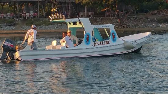 Julio's Tour & Fishing Guide Services: Leaving for a day of fishing . . .
