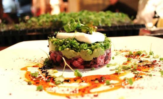 Buffalo BBQ: Platillos gourmet
