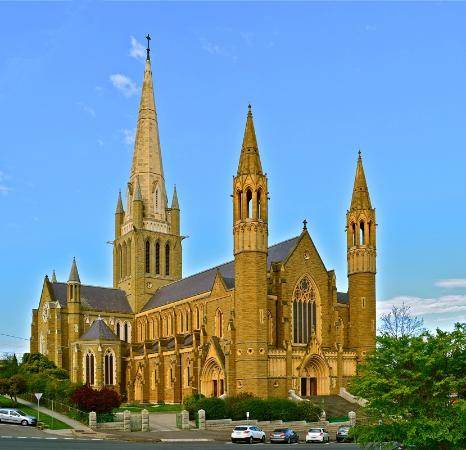 Sacred Heart Cathedral: Cathedral view