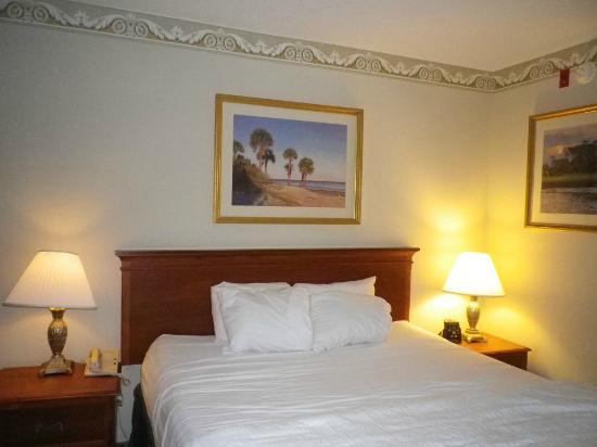 Hilton Garden Inn Ft. Lauderdale SW/Miramar: Bed