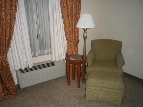 Hilton Garden Inn Ft. Lauderdale SW/Miramar: Chair