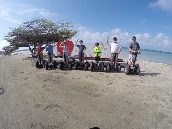 Segway Aruba Tours