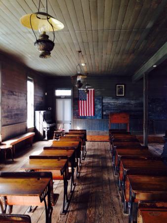 Dallas Heritage Village at Old City Park: Rennet School at Dallas Heritage Village