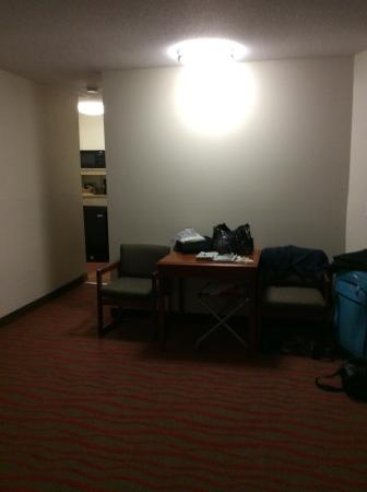Comfort Inn - Los Angeles / West Sunset Blvd. : Room 208