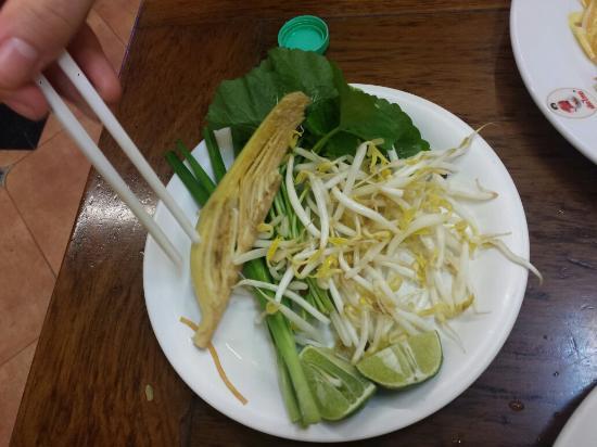 Pad Thai - side dish (soja, etc.)