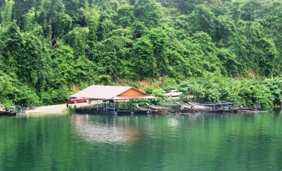 Cheow Lan Dam (Ratchaprapa Dam) - Picture of Cheow Lan Dam ...