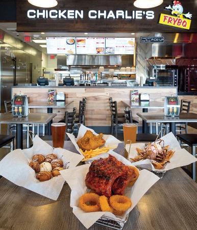 Chicken Charlie S Frybq San Diego Restaurant Reviews Phone