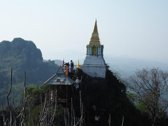 Chae Hom, Ταϊλάνδη: Wat Chalern Phra Kiat
