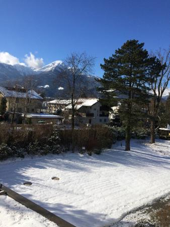 Gesundheitszentrum Park Igls: View from the room
