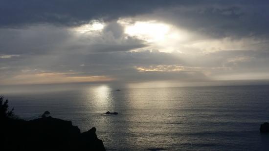 Turtle Rocks Inn: The perfect view