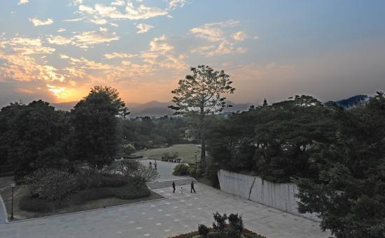 Guangdong, China: 辛亥革命紀念館