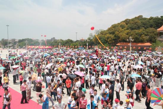 Guangdong, China: 鳳山祖廟