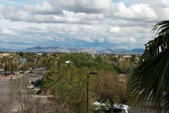 Hampton Inn & Suites Yuma : View from Room 301