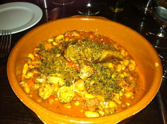 Cafe Adam Restaurant: Cassoulet