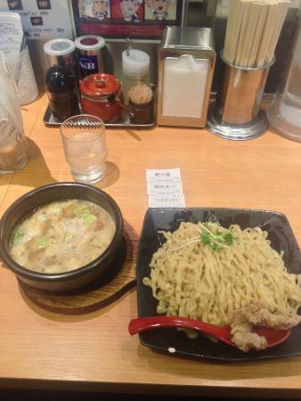 Tsukemen Tetsu, Mizonokuchi