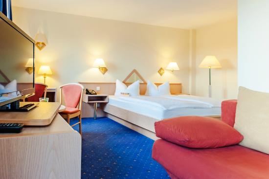 Hotel Rathener Hof: Zimmer