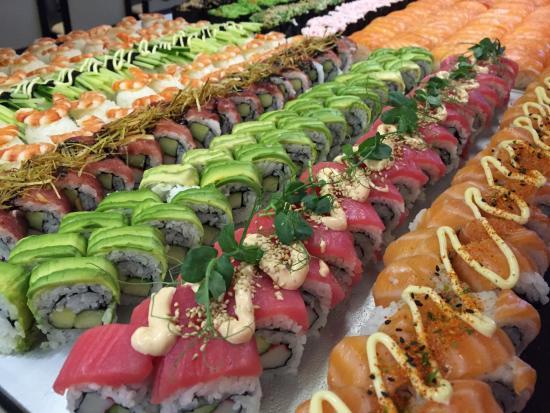 sushi buffe stockholm