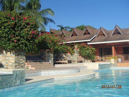 Flushing Meadows Resort & Playground : the pool