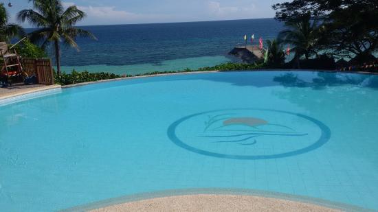 Flushing Meadows Resort & Playground : infinity pool.....