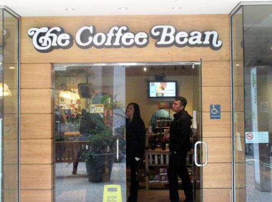The Coffee Bean & Tea Leaf, San Francisco - 773 Market St