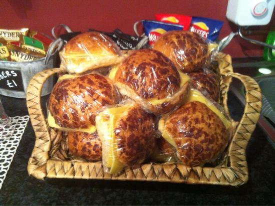 Hail To The Ale Micropub: crusty cobs on Saturdays