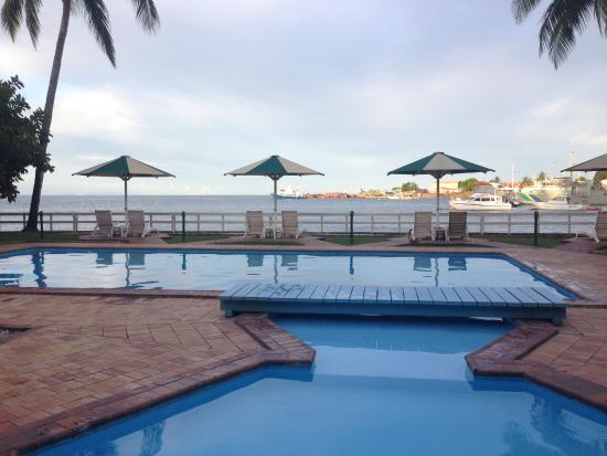 Solomon Kitano Mendana Hotel: Pool