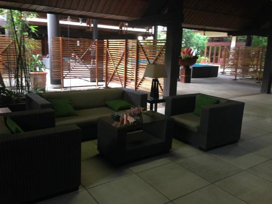 Solomon Kitano Mendana Hotel: Lobby