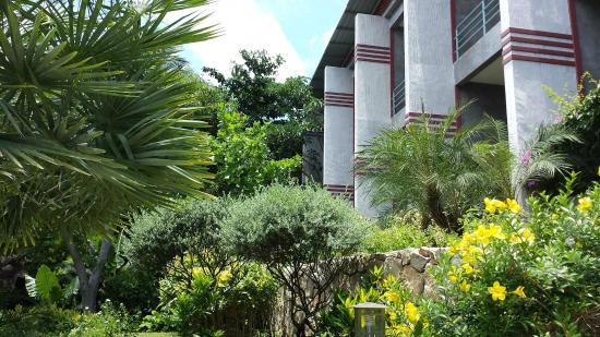 Montalay Beach Resort: Hauptgebäude