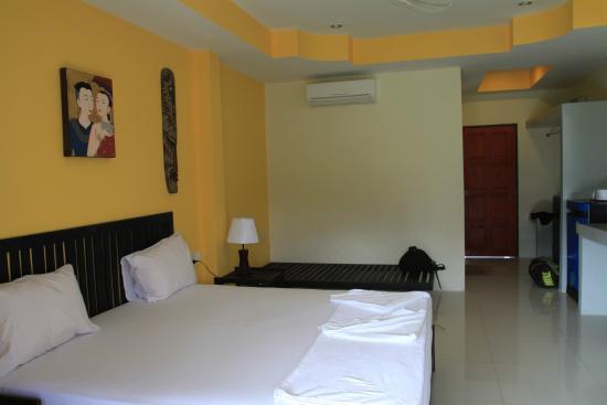 Nadapa Resort Koh Tao: Номер