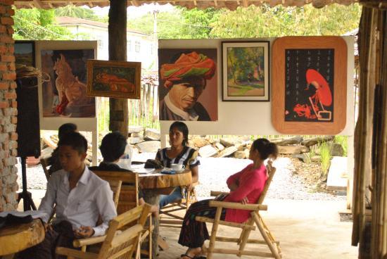 veranda youth community cafe