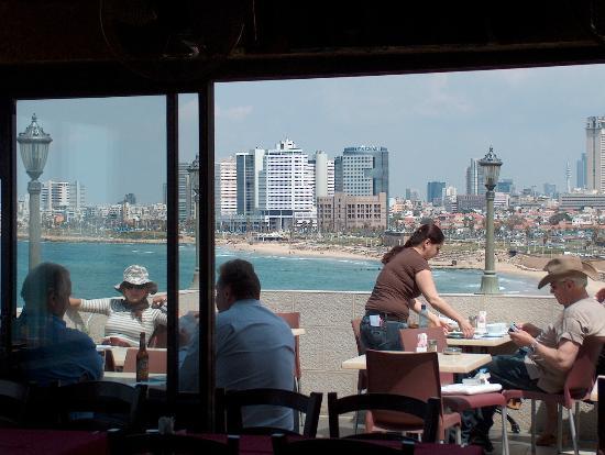 Aladin restaurant - the veranda