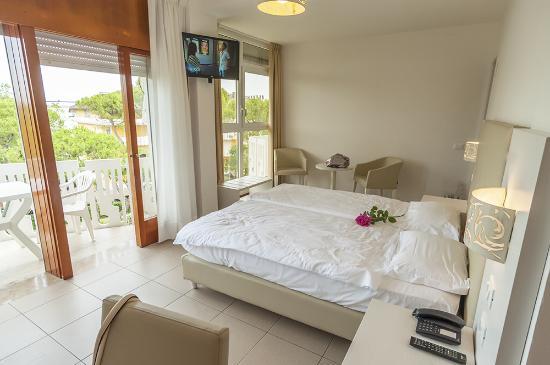 Fantinello Hotel: Relax e confort in camere rinnovate
